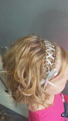 Lint en hairtinsels