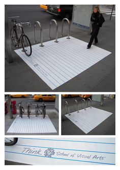SVA - Loose-leaf Bike Rack. Visit the slowottawa.ca boards >> http://www.pinterest.com/slowottawa/