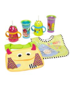 Non-Sters Feeding Set by Sassy on #zulily