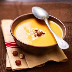 Butternut Squash Soup Recipe - Delish