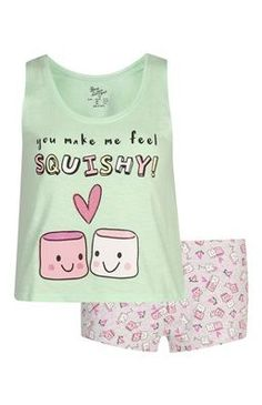 ff27d9c525a01 Cute pyjames perfect for midnight snack time at a sleepover  Pj Onesies