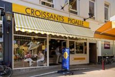 Croissanterie Pigalle in groningen,holland
