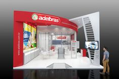 ADELBRAS on Behance Exhibition Booth Design, Online Portfolio, Exhibitions, Architecture, Behance, Creativity, Arquitetura, Exhibition Stand Design, Architecture Design