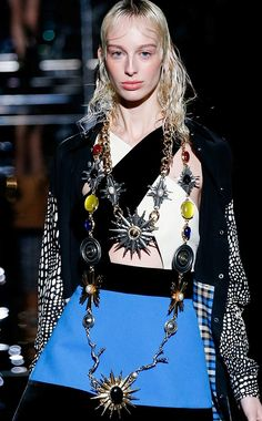 fall-2015 - ready-to-wear milan Fausto Puglisi  - style.com