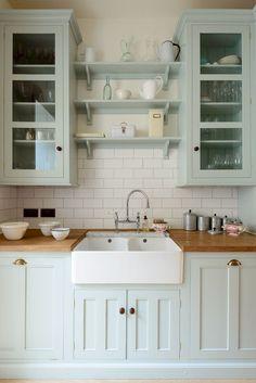 Perfect farmhouse kitchen decorating ideas (18)