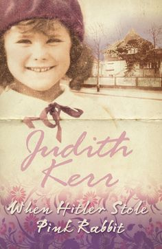 When Hitler Stole Pink Rabbit by Judith Kerr: I was so worried that they couldn't get to a safe place that I was worried all the time, but in the end it was a good enough book and I will keep on reading the other 2 stories to see the end.  Ero cosí preoccupata che non sarebbero riusciti a salvarsi in un paese neutrale che ero preoccupatissima, comunque é stato un buon libro e ora continueró con le altre due storie per vedere che succede.