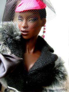 Vogue Italia Black Barbie