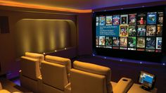Article: Building Your Own Home Cinema – Everything You Need to Know  #homecinema #homeimprovement