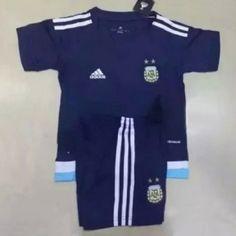 #Argentina Trøje Børn 2016 Udebanetrøje Kort ærmer.199,62KR.shirtshopservice@gmail.com