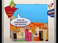 Un recorrido por la ciudad de La Paz-Video  Mostrando algunos edificios y paisajes de la ciudad de La Paz, Bolivia. Pensado para la niñ@s de escuela, para que conozcan la ciudad donde viven. Bolivia, Videos, Family Guy, Fictional Characters, Buildings, Peace, School, Cities, Scenery