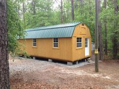 """Converted Lofted Barn Home $15,000 To be moved Dexter, Georgia, USA - 31019 2 OPTIONS FOR THE BUYER:1. Buy cabin """"AS IS"""" for $15,000.00 FIRM. 2. Buy cabin when we complete bathroom and some miscellaneous cosmetic trimming for $20,000.00  1 br, 1 bath 360 sq ft http://tinyhouselistings.com/converted-lofted-barn-home/  no land is included in this sale.* * Note: Buyer is responsible for moving the cabin we can put buyer in contact with a company which specializes in moving cabins and mobile…"""