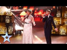 Mel and Jamie cover Love Can Build A Bridge | Grand Final | Britain's Go...