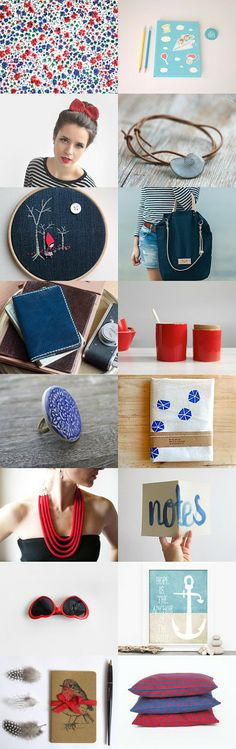 Hope is the Anchor by mafalda fernandes on Etsy--Pinned with TreasuryPin.com