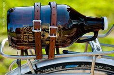 beer carrier for your bike!
