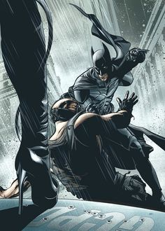 Batman's BanebyMartin Ansin