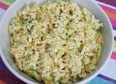 Surówka Coleslaw Coleslaw, Potato Salad, Macaroni And Cheese, Potatoes, Rice, Ethnic Recipes, Coleslaw Salad, Mac Cheese, Mac And Cheese