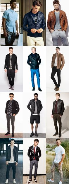 SS14 Trend: Leather and Snakeskin