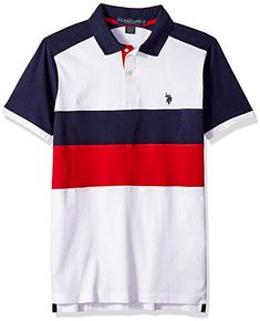 Men's Short Sleeve Classic Fit Solid Jersey Polo Shirt white Polo Rugby Shirt, Polo Shirt White, Polo Shirts, Ralph Lauren Style, Polo Ralph Lauren, Lacoste Clothing, Polo Shirt Outfits, Mens Clothing Styles, Men's Clothing