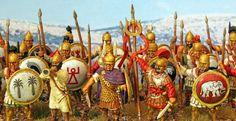 Satrap Miniatures: Carthaginians