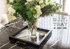 DIY: tray