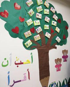 Arabic Alphabet Letters, Arabic Alphabet For Kids, Dinosaurs Preschool, Preschool Activities, Learn Arabic Online, Kindergarten Design, Arabic Lessons, Fabric Stamping, Arabic Language
