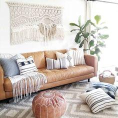 69 Trendy Home Decored Bohemian Modern Moroccan Style Modern Moroccan Decor, Moroccan Decor Living Room, Moroccan Bedroom, Moroccan Interiors, Boho Living Room, Moroccan Style, Living Room Decor, Bedroom Decor, Modern Boho