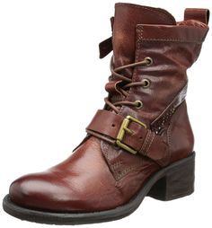 Mjus 604206 604206-1750-6161 Damen Stiefel: Amazon.de: Schuhe & Handtaschen