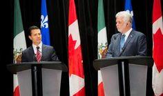 En conferencia de prensa conjunta con el Primer Ministro de Quebec, Philippe Couillard, el Presidente Peña Nieto dijo que México ha tomado medidas de carácter preventivo para evitar una mayor turbulencia con respecto a la salida de Reino Unido de la UE.
