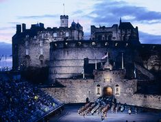 Edingburgh Castle, Scotland - 25 Spookiest Places Around the World