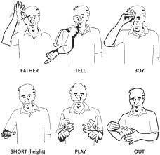 American Sign Language  Sign Language    Sign Language