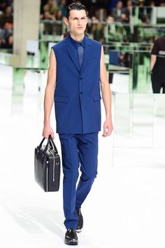 Dior Homme Spring 2014 Men's Collection