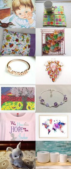 DREAMING OF SPRING....................Gratitude Treasury by Pat Peters on Etsy--Pinned+with+TreasuryPin.com