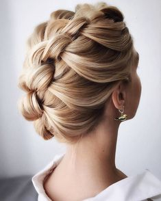 282 Best Diy Hairdos Wedding Hairstyles And More Images In 2019