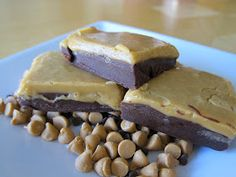 Pinch of This, That & the Other: Chocolate Butterscotch Fudge - Crazy Cooking Challenge
