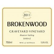 Brokenwood Graveyard Shiraz 2011 |  JH 97-pt - RP 94-pt - ST 93-pt - W&S 90-pt