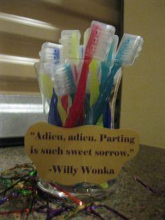 Willy Wonka Birthday | CatchMyParty.com