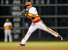 Houston Astros infielder Jose Altuve!