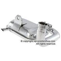 Marmitta per Vespa P80-150X | SIP-Scootershop.com