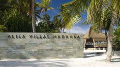 「AlILA VILLAS HADAHAA」の画像検索結果