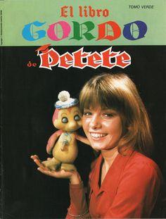El Libro Gordo de Petete Tomo 4 (Verde)- Colección de 26 números publicados en 1983 por Editorial P.T.T.