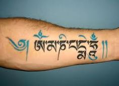 hail to the jewel in the lotus tattoo - Google Search