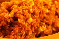 "Gajar Halwa will forever be known as ""that carrot stuff"" I first had in Bikaner, probably."