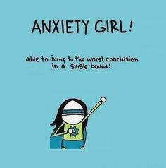 GAD (Generalized Anxiety Disorder).