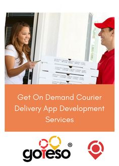 Goteso is on demand courier delivery app development company. This top-notch mobile app development company has an experienced team of courier delivery app builder. We provide courier app development services across the globe which helps the business owners to adopt online courier delivery system. #OnDemandCourierDeliveryAppDevelopment #CourierDeliveryAppDevelopers