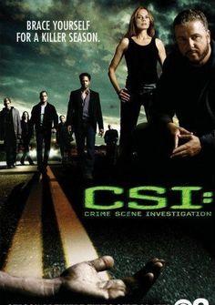 CSI - because, y'know, dead people.