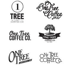 one tree coffee co - Google Search
