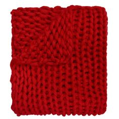 Your Lifestyle by Donna Sharp Chunky Knit Throw - Overstock - 21529411 Crochet For Beginners Blanket, Crochet Blanket Patterns, Crochet Ideas, Shabby Chic Material, Chunky Knit Throw, Chunky Crochet, Visual Texture, Knitted Blankets, Throw Blankets