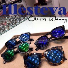 Gosta de #illesteva? Que tal dar uma passadinha nas #oticaswanny e garantir o seu. #oculos #moda #fashion #blogger