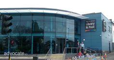 Biggin Hill Library & Pool