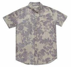 BRACKEN Printed Mens Shirt